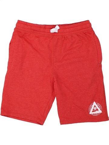 Short-Bermudas niño F&F rojo 13 años verano #1449188_1