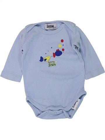 Camiseta de manga larga niño IMPIDIMPI azul 6 meses invierno #1449209_1
