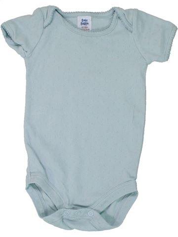 T-shirt manches courtes fille BABY BOLDEN bleu 18 mois été #1449371_1
