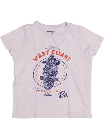 Camiseta de manga corta niño ORCHESTRA blanco 4 años verano #1449491_1