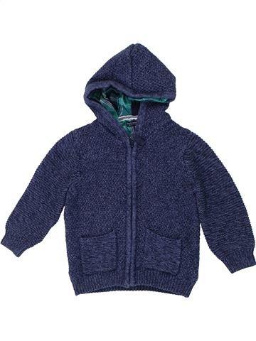 Gilet garçon NEXT bleu 18 mois hiver #1449656_1