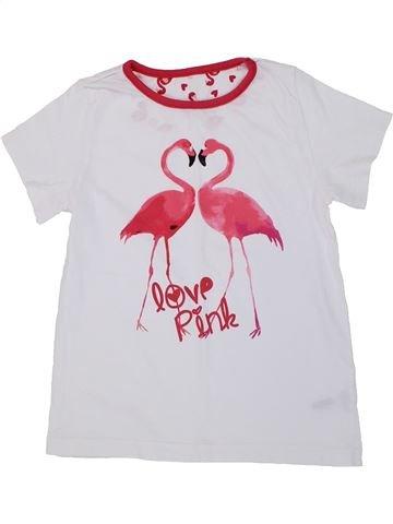 T-shirt manches courtes fille NUTMEG gris 10 ans été #1449856_1