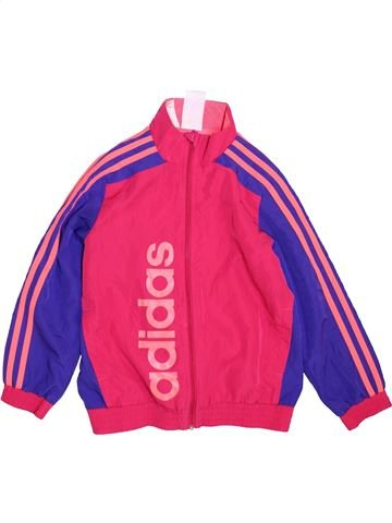 Sportswear fille ADIDAS rose 6 ans hiver #1449952_1