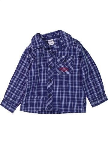 Chemise manches longues garçon OSH KOCH B'GOSH bleu 3 ans hiver #1451173_1