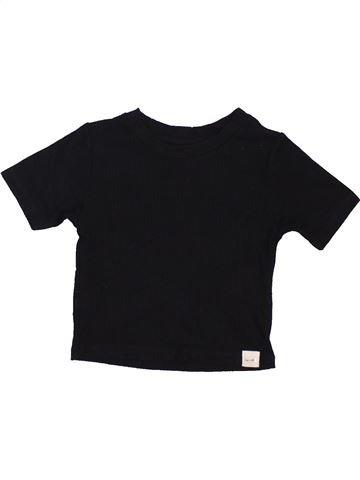 Camiseta de manga corta niña RIVER ISLAND negro 2 años verano #1451281_1