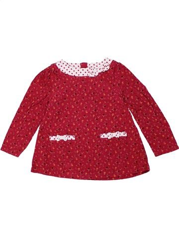 Robe fille TU rouge 2 ans hiver #1451359_1
