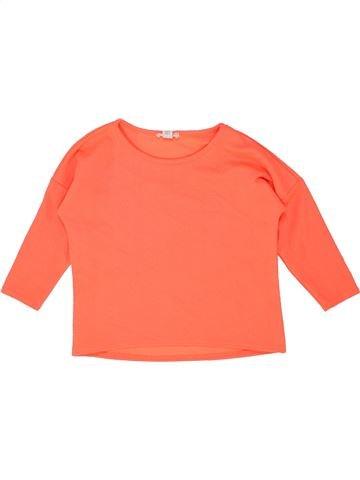 Camiseta de manga larga niña RIVER ISLAND rosa 6 años invierno #1451643_1