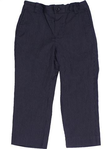Pantalón niño MONSOON azul 2 años invierno #1451652_1