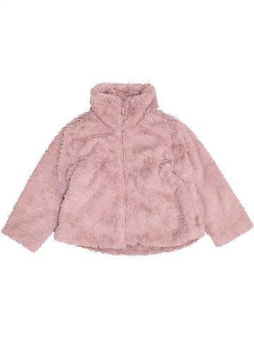 Abrigo niña DEBENHAMS rosa 3 años invierno #1451727_1