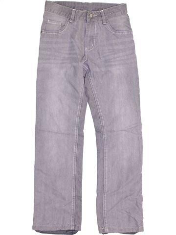Jean garçon PEPPERTS violet 10 ans hiver #1451952_1