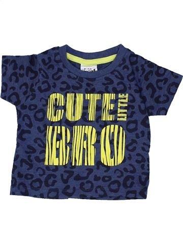 Camiseta de manga corta niño BABY azul 6 meses verano #1452119_1