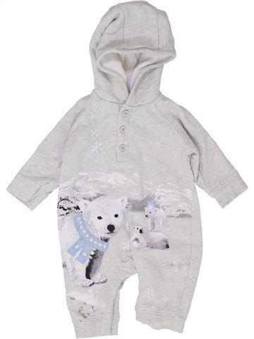 Combinación larga niño GEORGE blanco 3 meses invierno #1452125_1