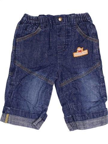 Tejano-Vaquero niño IN EXTENSO azul 6 meses invierno #1452376_1