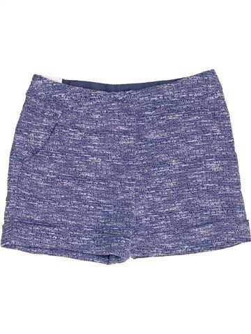 Short - Bermuda fille NEXT gris 11 ans hiver #1452440_1