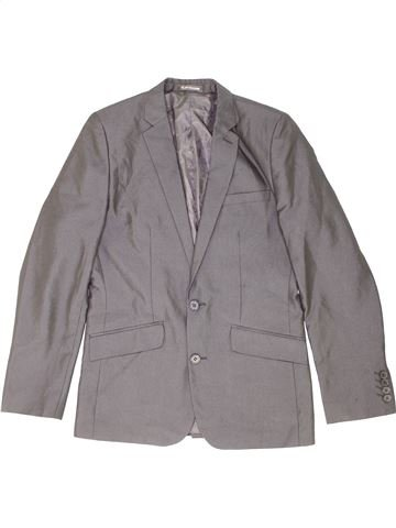 Veste garçon FLIPBACK gris 14 ans hiver #1452920_1