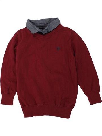 Pull garçon NEXT rouge 3 ans hiver #1453433_1