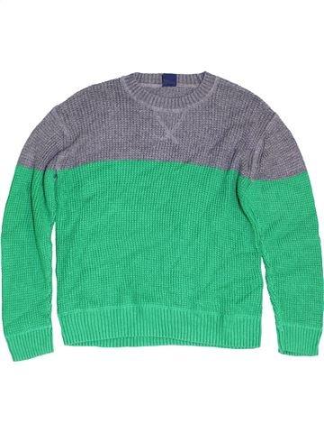 Pull garçon GAP vert 9 ans hiver #1453516_1