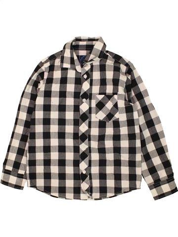 Camisa de manga larga niño BLUEZOO gris 9 años invierno #1453657_1