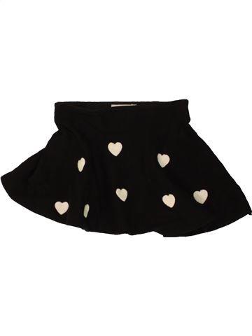Jupe fille H&M noir 2 ans hiver #1453694_1