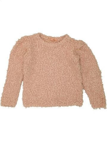 Pull fille HEMA rose 6 ans hiver #1453736_1
