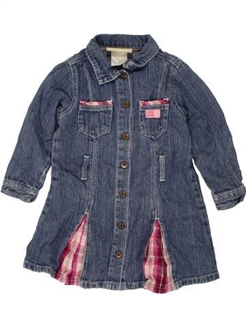Vestido niña CARTER'S azul 2 años invierno #1453754_1
