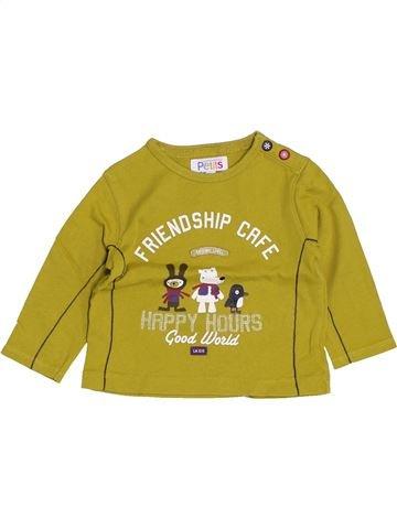 Camiseta de manga larga niño LA COMPAGNIE DES PETITS marrón 12 meses invierno #1453824_1
