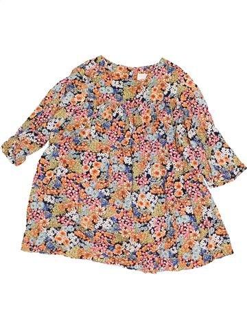 Vestido niña ZARA rosa 4 años invierno #1453891_1