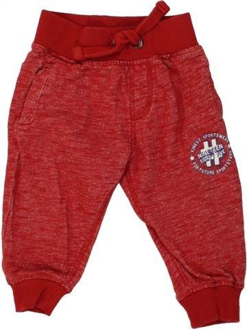 Pantalon garçon MOTHERCARE rouge 12 mois hiver #1453954_1