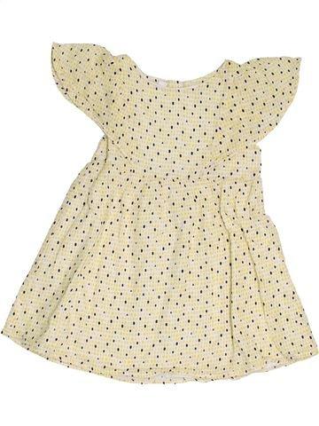 Vestido niña MARÈSE beige 18 meses verano #1454312_1