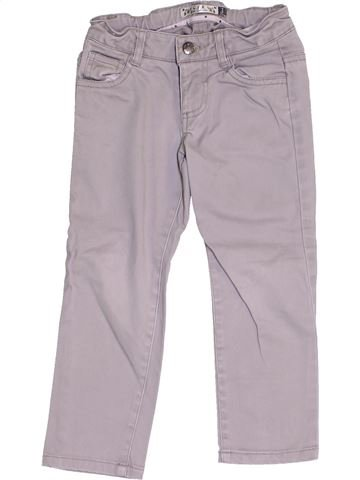 Pantalón niña CFK gris 3 años invierno #1454380_1