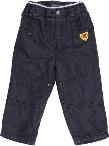 Pantalón niño ORCHESTRA azul 18 meses invierno #1454521_1