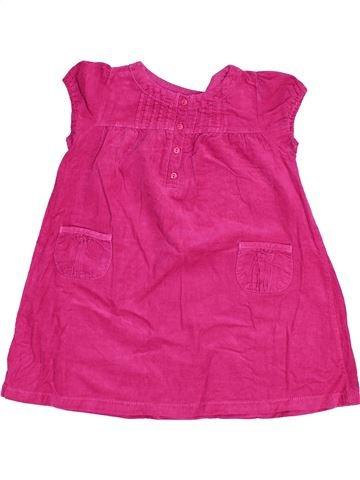 Vestido niña BOUT'CHOU rosa 2 años invierno #1454690_1