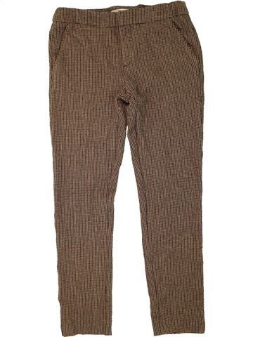 Pantalón niña ZARA marrón 12 años invierno #1454710_1