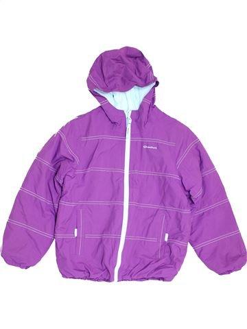 Anorak-Trinchera niña QUECHUA violeta 6 años verano #1454756_1