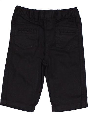 Pantalon garçon KIABI noir 3 mois hiver #1454808_1