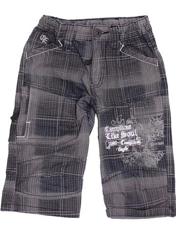 Short-Bermudas niño COMPLICES gris 5 años verano #1455164_1