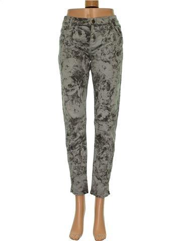 Pantalon femme BERSHKA 38 (M - T1) hiver #1455353_1