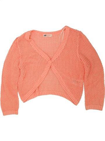 Chaleco niña H&M naranja 14 años invierno #1456092_1