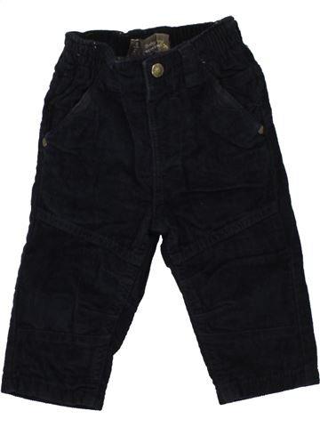 Pantalón niño ORCHESTRA negro 9 meses invierno #1456093_1
