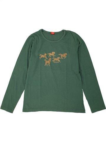 Camiseta de manga larga niña ESPRIT verde 11 años invierno #1456358_1