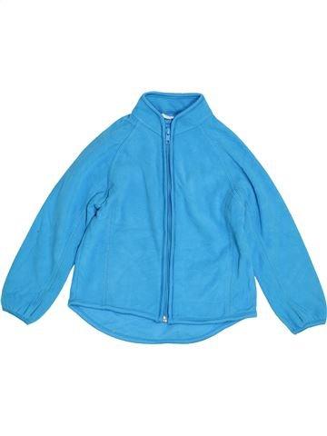 Chaleco niña H&M azul 4 años invierno #1456568_1