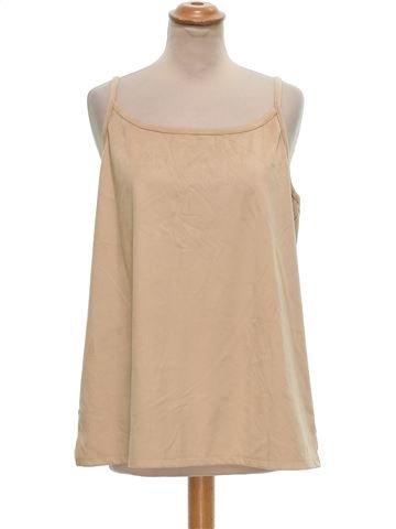 Camiseta sin mangas mujer ESMARA 44 (L - T3) invierno #1456863_1