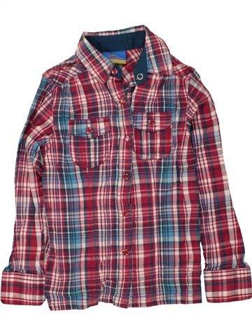 Chemise manches longues garçon TOPOLINO violet 6 ans hiver #1457051_1