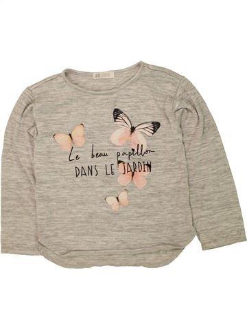 jersey niña H&M beige 10 años invierno #1457097_1