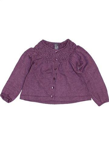 jersey niña ZARA violeta 4 años invierno #1457512_1