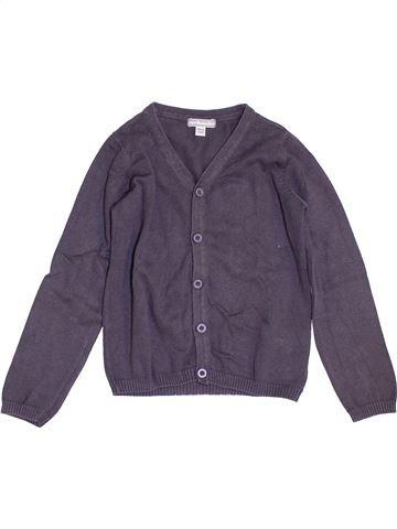Chaleco niña VERTBAUDET violeta 5 años invierno #1457813_1