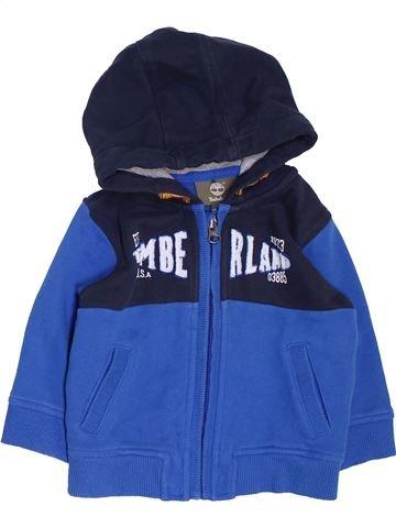 Sudadera niño TIMBERLAND azul 12 meses invierno #1457998_1
