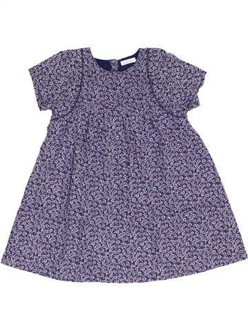 Vestido niña BOUT'CHOU violeta 2 años verano #1458321_1