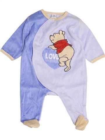 Pijama de 1 pieza niño DISNEY blanco 6 meses invierno #1458533_1
