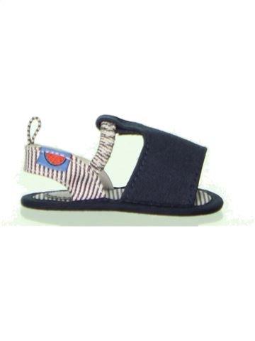 Zapatos bebe niño TAPE À L'OEIL azul 3 meses verano #1458565_1